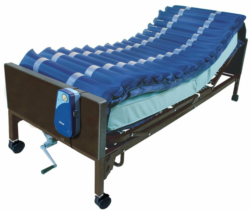 Drive Medical 5 Med Aire Low Air Loss Mattress Overlay