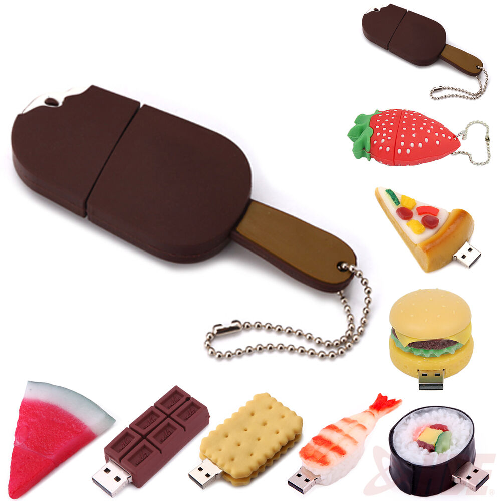 8gb novelty food usb 2 0 flash drives high speed memory - Cuisine flash but ...