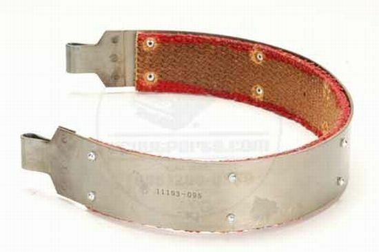 Brake Bands And Lining : Farmall cub lo boy lined brake band w o rod sn