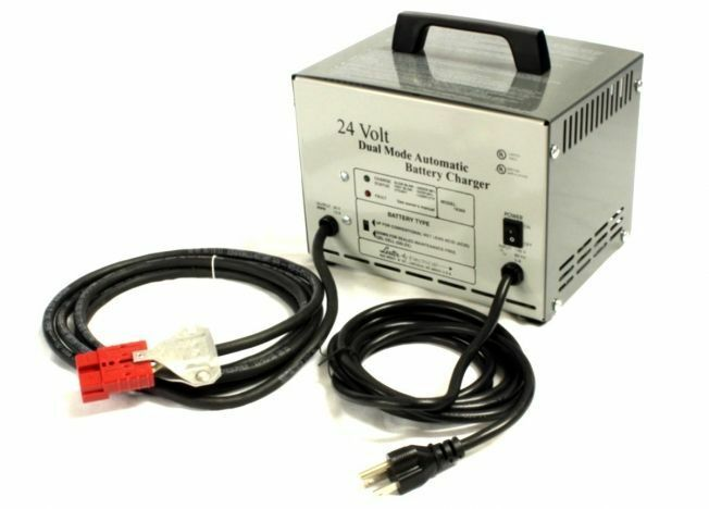 American Lincoln Clarke 40520a Battery Charger 24v For