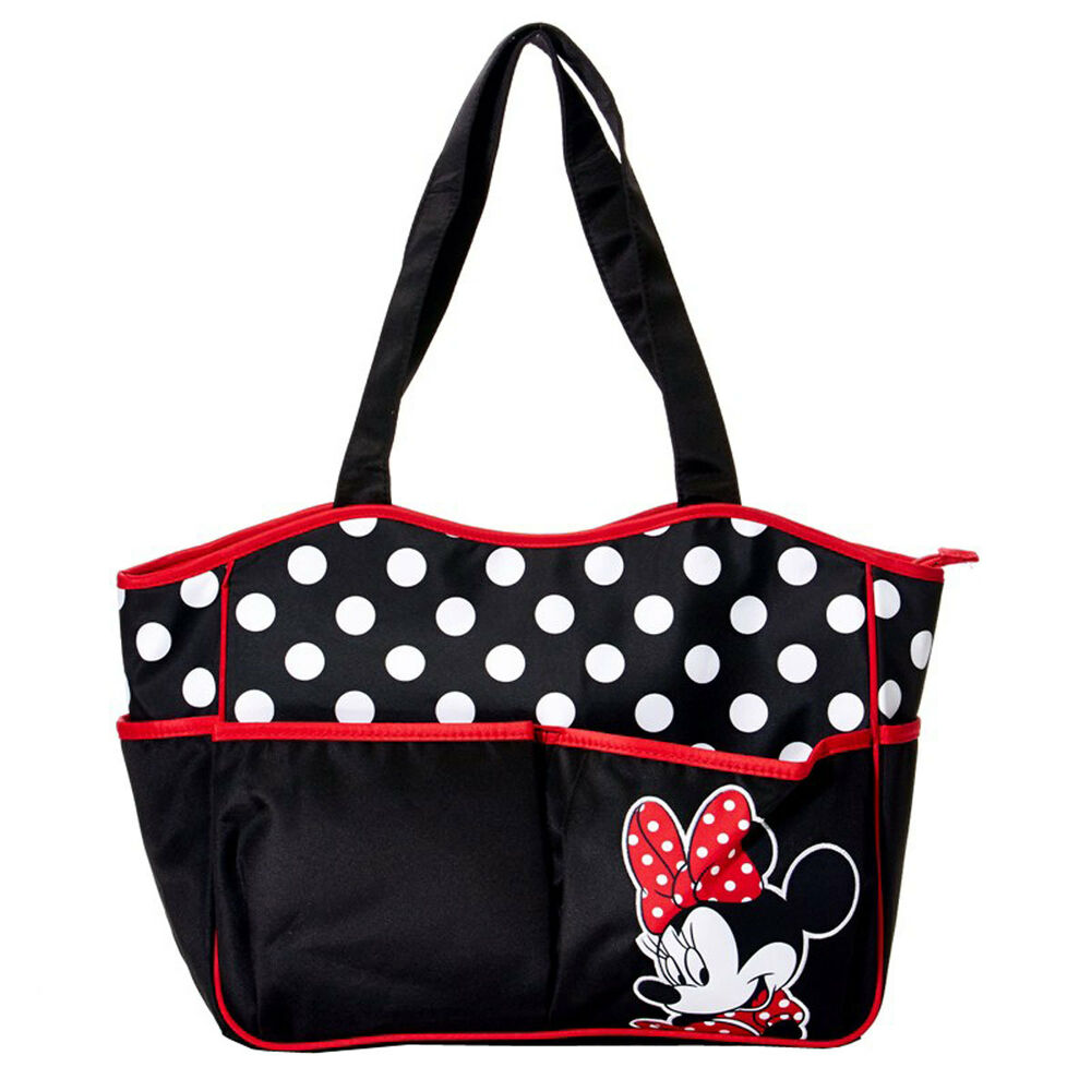 Minnie Mouse Diaper Bag DISNEY MINNIE MOUSE TO...