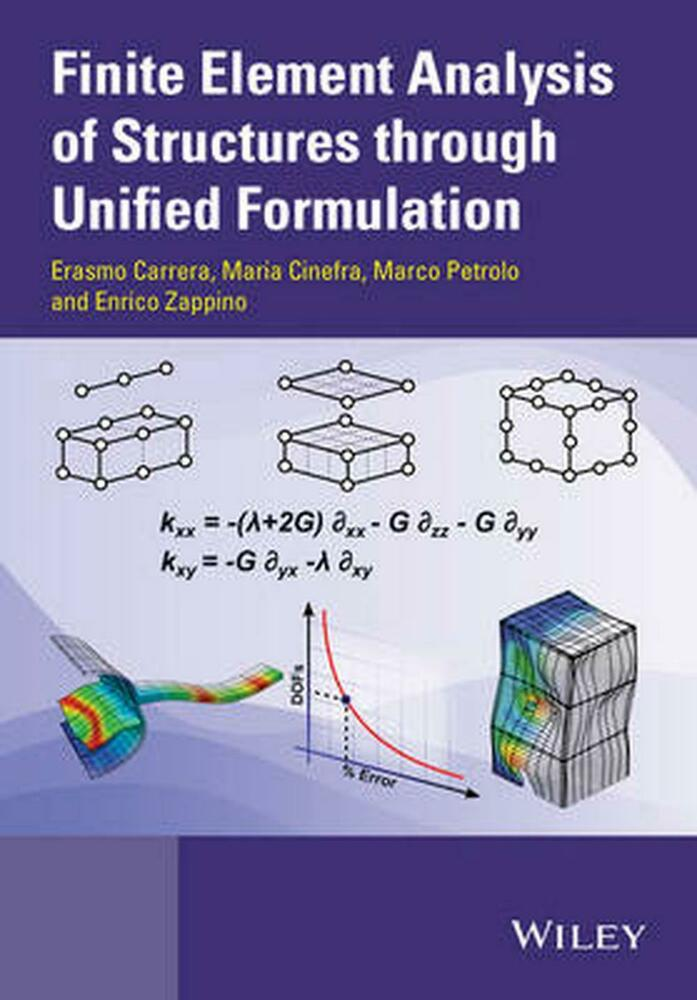 Finite element analysis of structures through unified for Finite elemente analyse