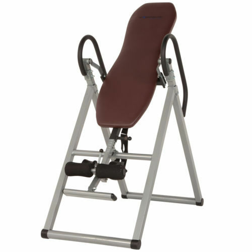 New exerpeutic stretch 300 inversion therapy table fitness for Table inversion