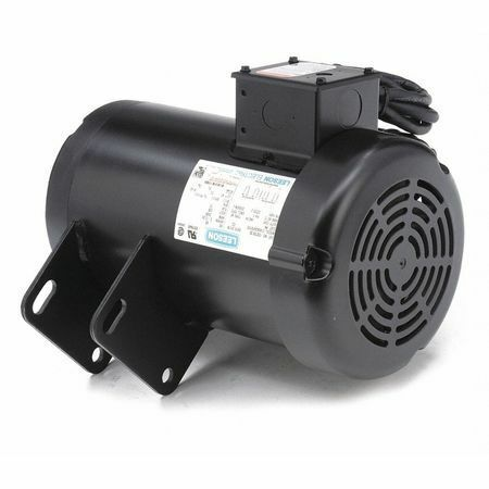 Leeson saw motor 3 hp 3450 rpm 230v ebay for 1 hp table saw motor