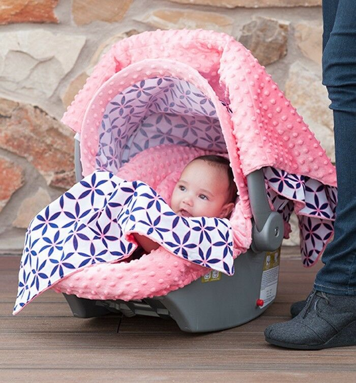 the whole caboodle carseat canopy baby car seat cover 5 pc. Black Bedroom Furniture Sets. Home Design Ideas