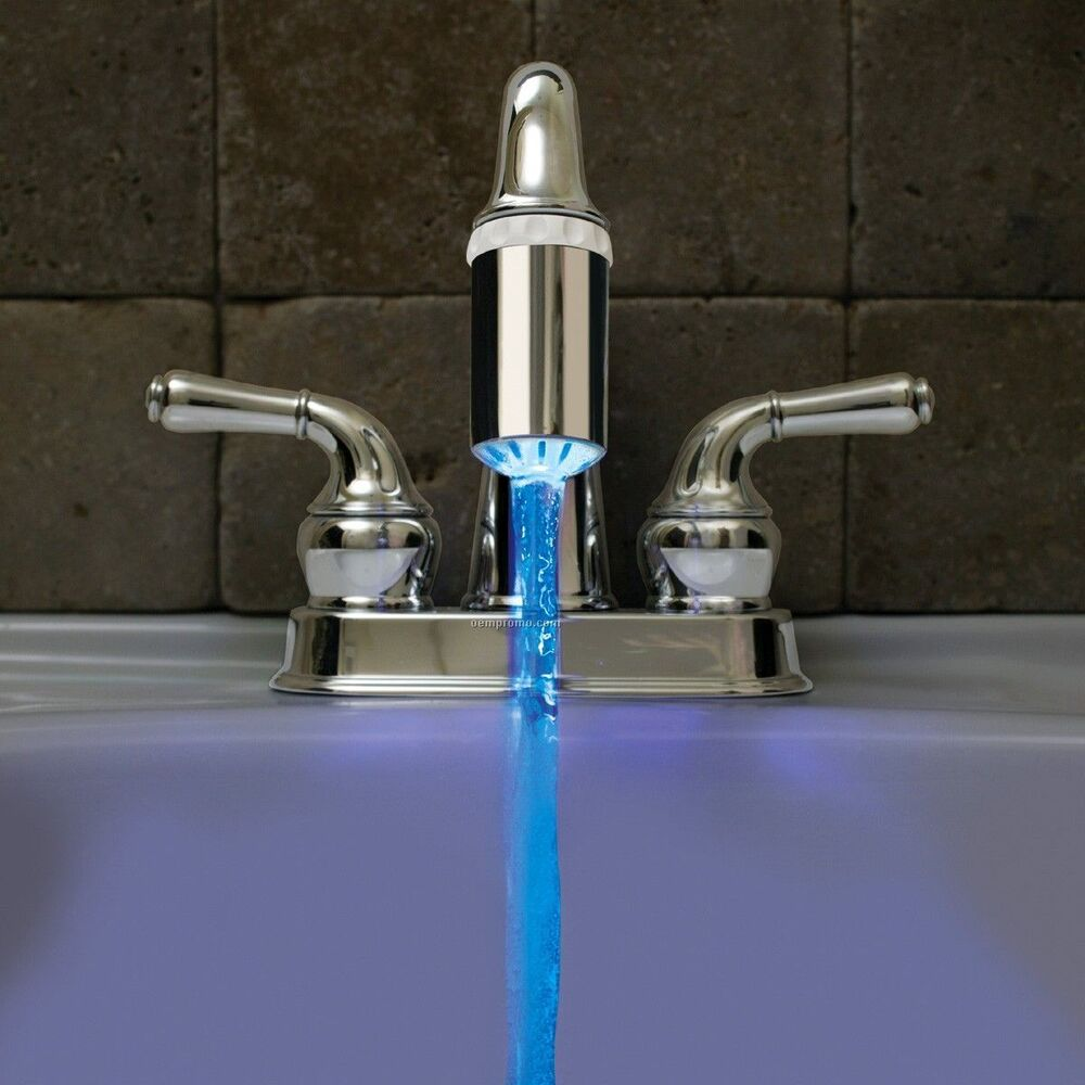 Hog Wild Faucet Light Blue Plumbing Kitchen Bathroom Sink