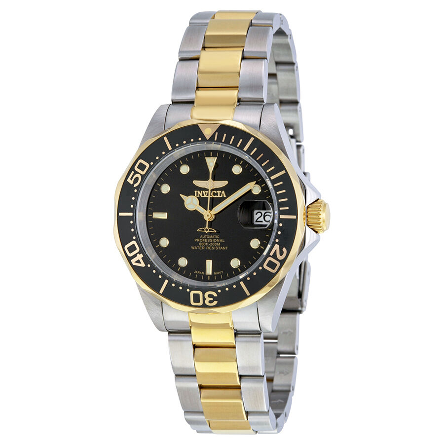 Men's Watches Make a statement when you wear one of these handsome men's watches. These men's watches are often wider with larger faces for an eye-catching appearance.