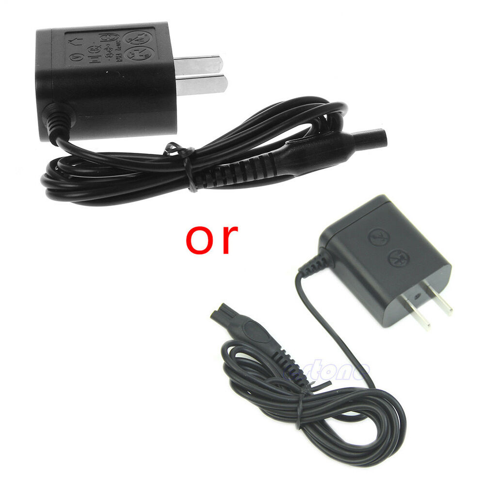 razor wire power charger adapter plug suitable for philips