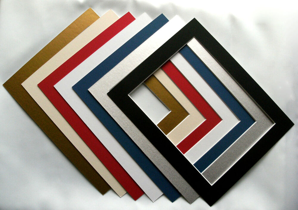 Square Photo / Picture Mounts Ikea frame 32 cm x 32 cm various sizes ...