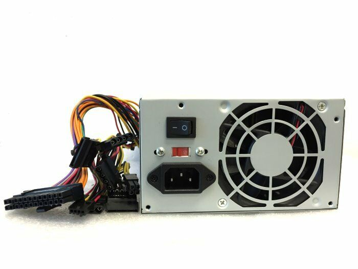 Power For Computer : Watt atx pc computer desktop power supply sata