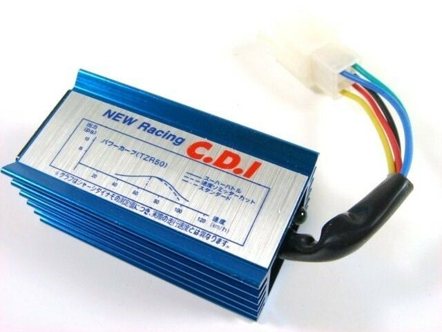 Racing Performance Cdi 5 Pin 110cc 125cc 140cc Pit Dirt