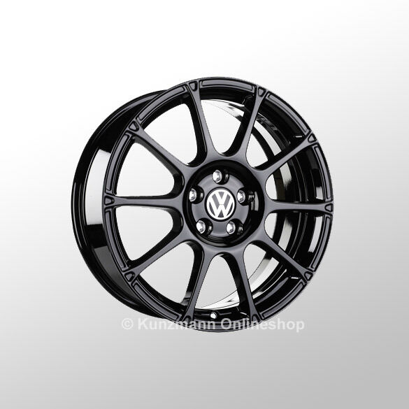 volkswagen motorsport alufelgen rims golf 7 vii 18 zoll. Black Bedroom Furniture Sets. Home Design Ideas