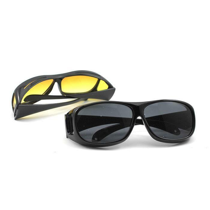 Fashion Outdoor HD Night Vision Care Eye Protect Wrap ...