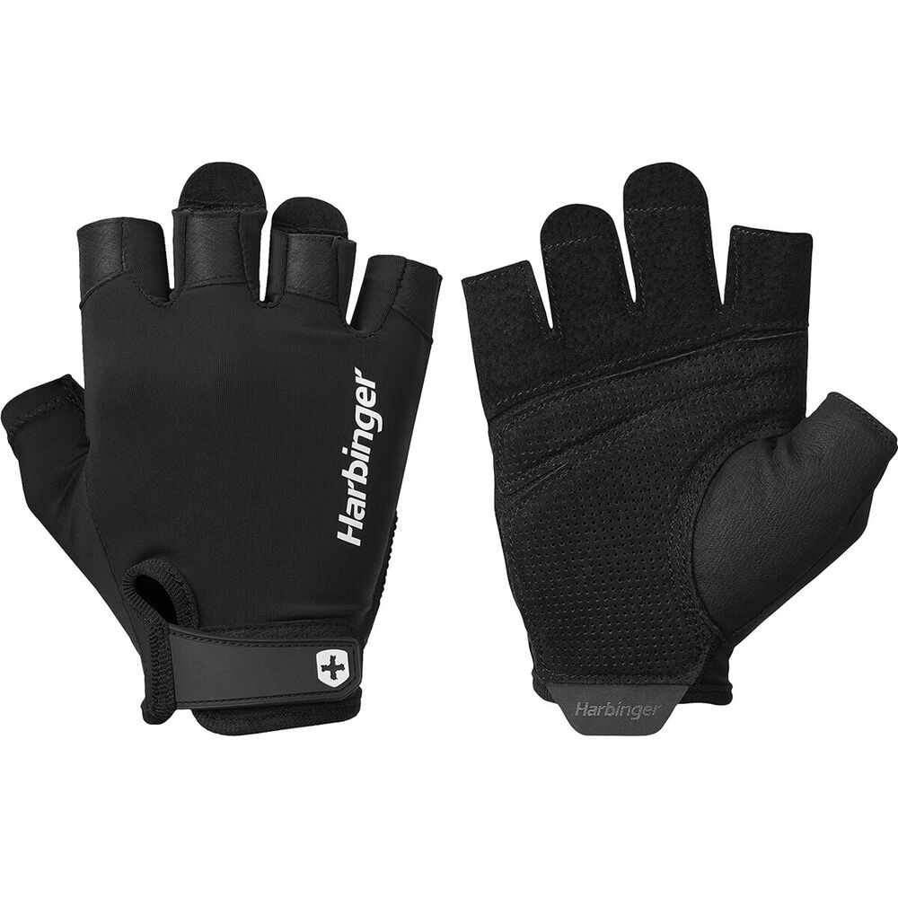 Weight Lifting Gloves Xxl: Harbinger 143 Ventilated Pro Weight Lifting Gloves