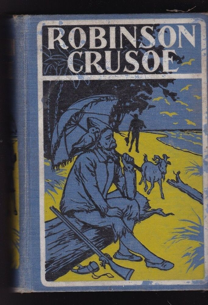 an extensive summary of daniel defoes robinson crusoe Start studying daniel defoe and robinson crusoe learn vocabulary, terms, and more with flashcards, games, and other study tools.
