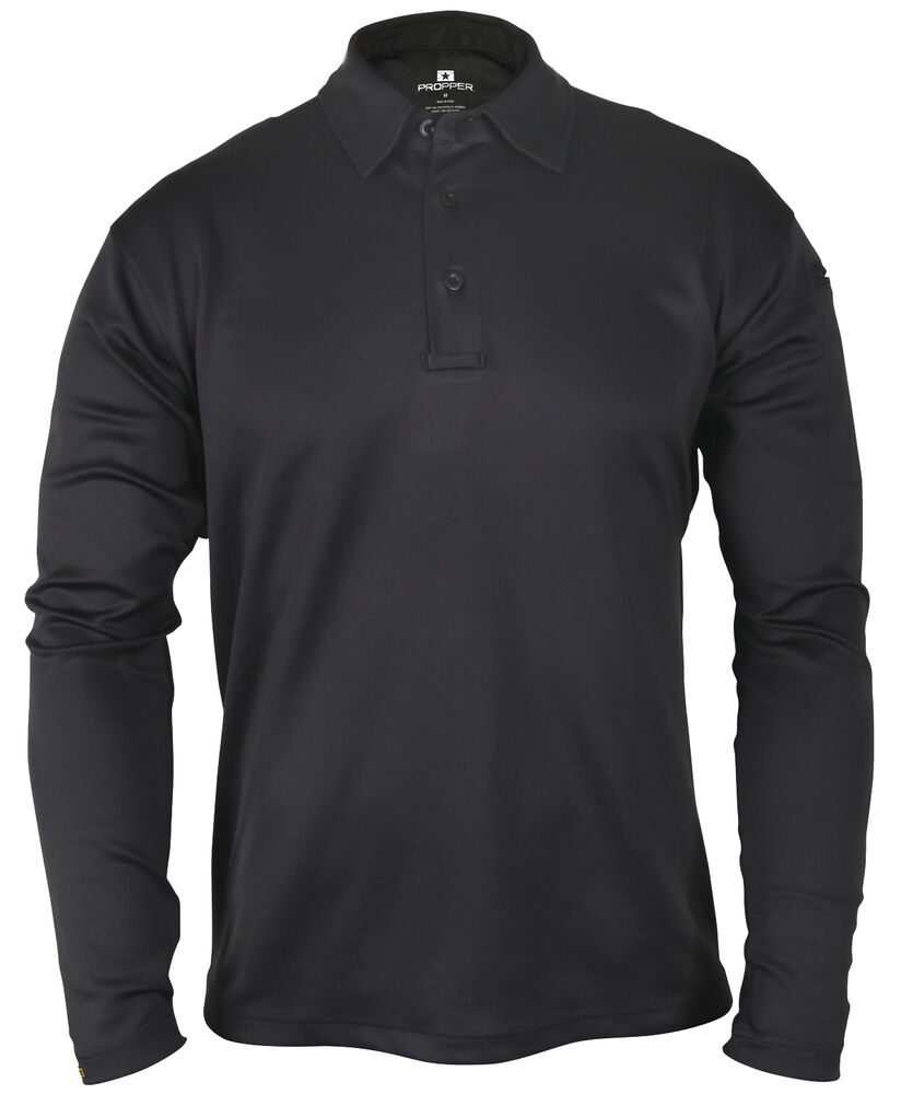 Propper Tactical Ice Performance Polo Shirt Long Sleeves