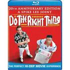 Do the Right Thing (Blu-ray Disc, 2009, 20th Anniversary)