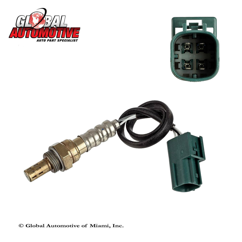 S L on Nissan Pathfinder Oxygen Sensor