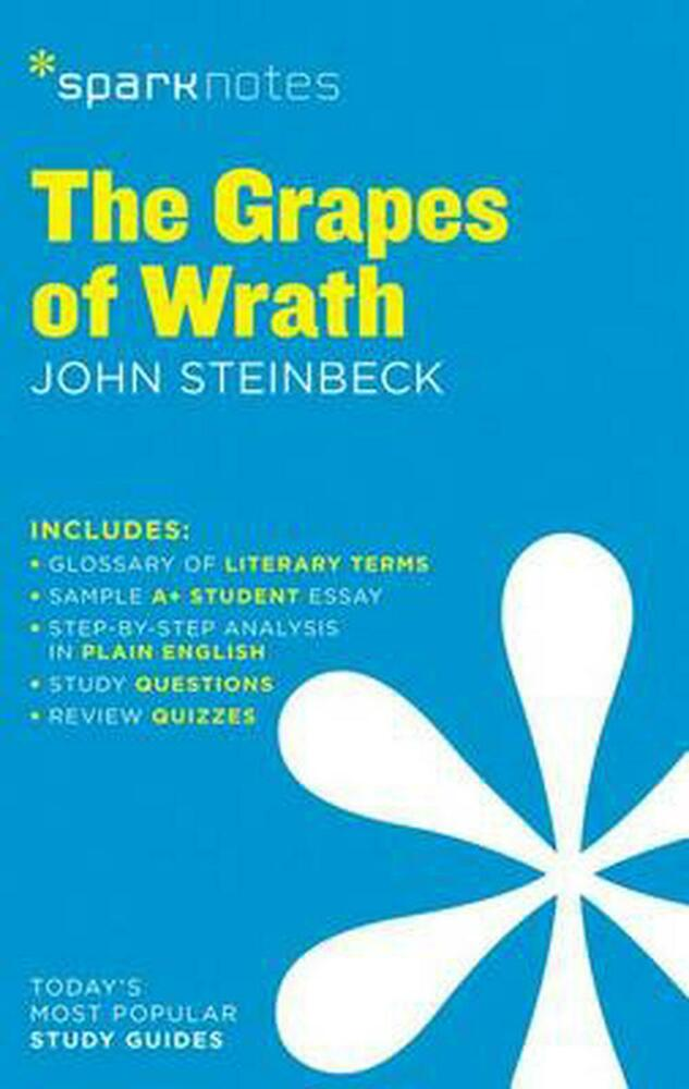 the grapes of wrath v s the John steinbeck's the grapes of wrath notes, test prep materials, and homework help easily access essays and lesson plans from other students and teachers.