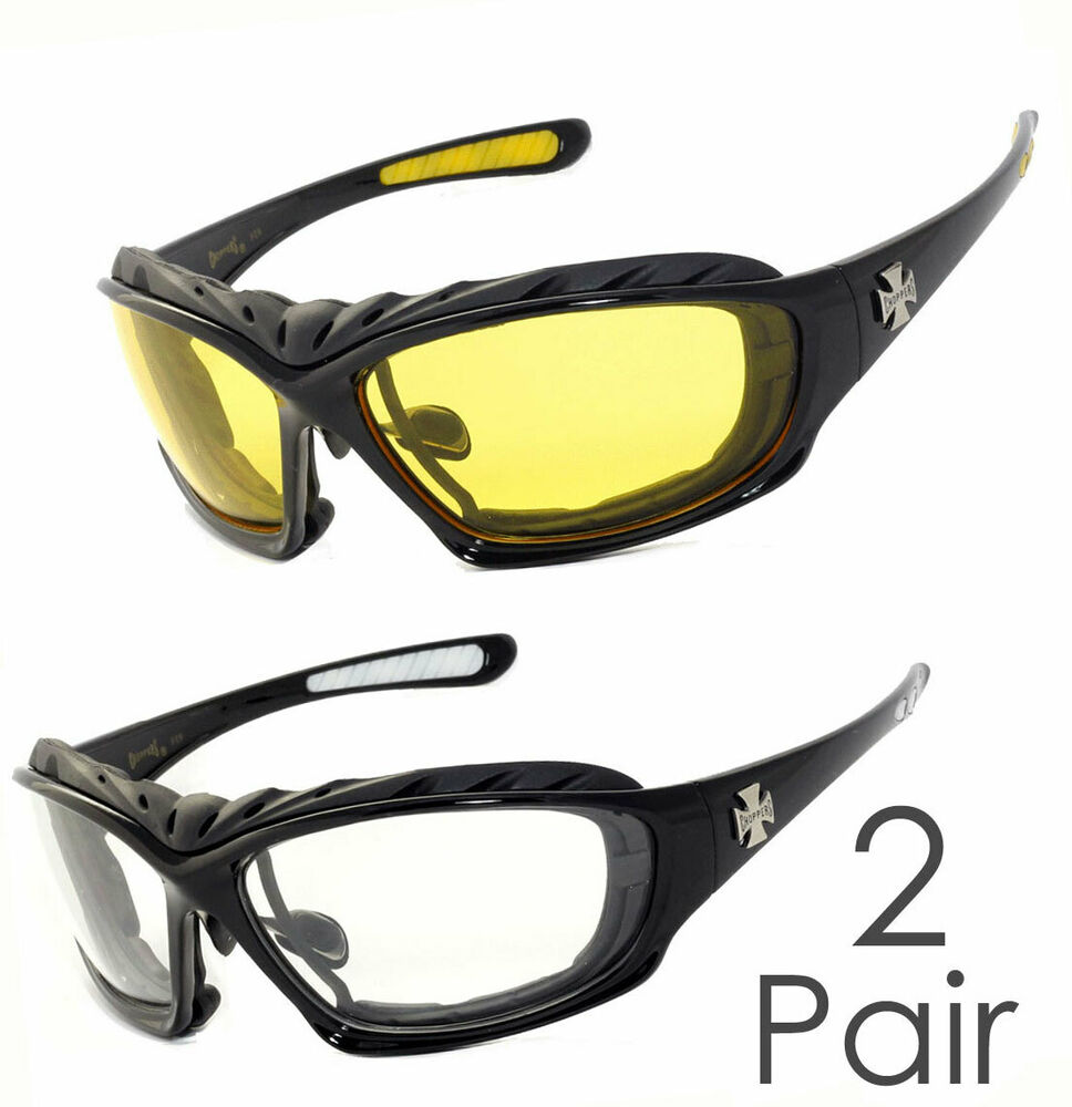 27d1352d017 Motorcycle Glasses Foam