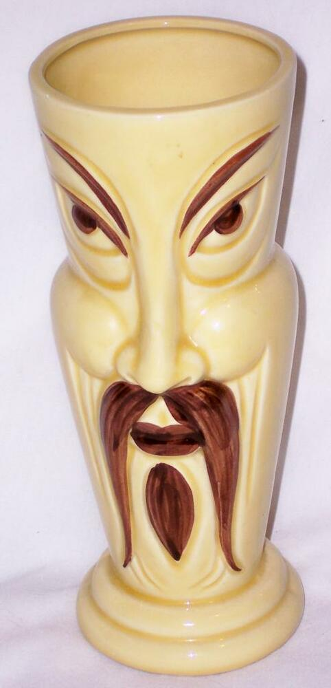 Vintage Orchids Of Hawaii Japan R 82 Fu Man Chu Tiki