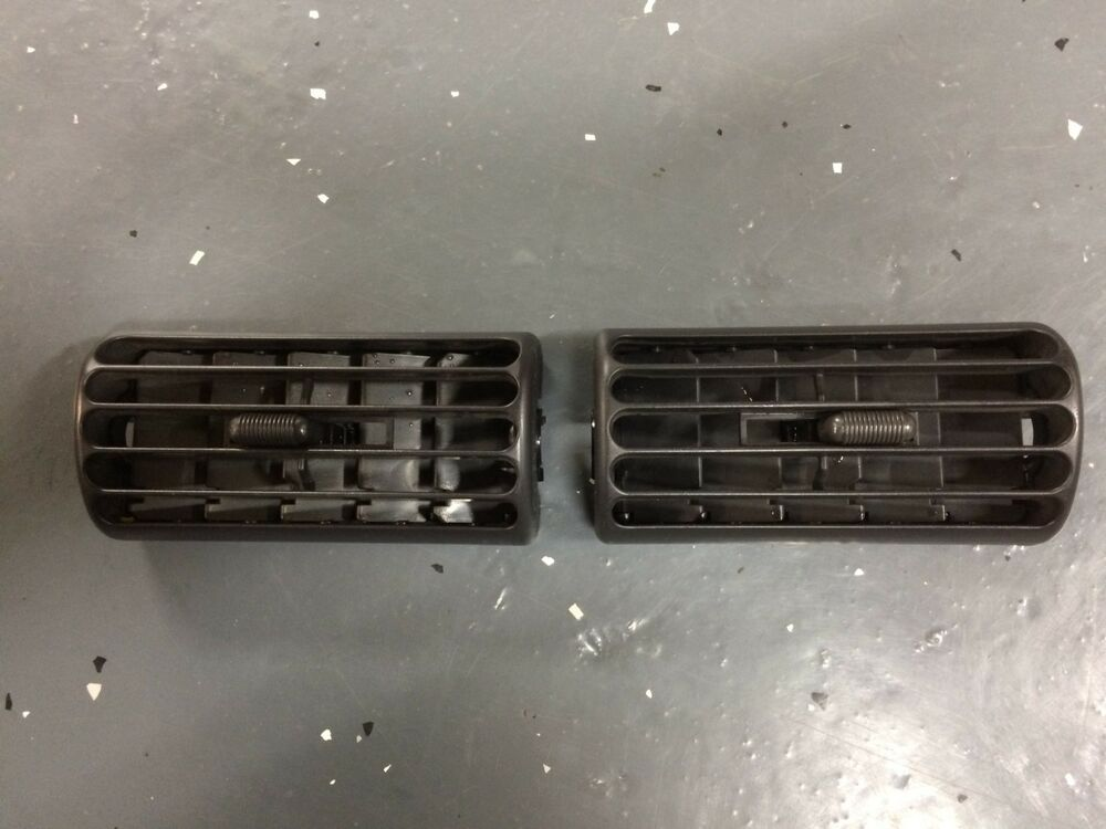 Jeep Wrangler Tj Center Dash Heater Vents 97 98 99 00 01