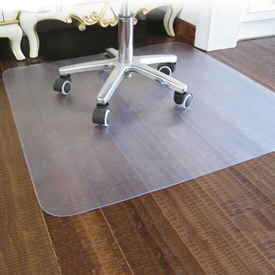 frosted office chair mat home floor protector massage. Black Bedroom Furniture Sets. Home Design Ideas