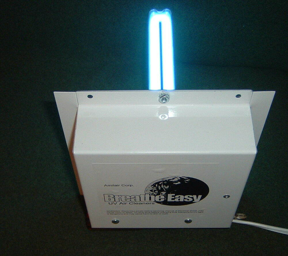 Ultraviolet light in air conditioner 6000