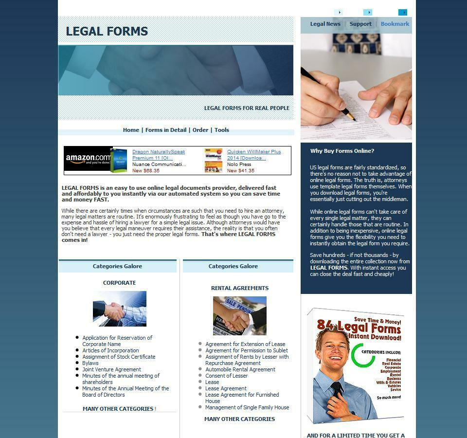 legal forms of business Your legal form will make a big difference for sources of financing, personal and financial risk, taxes, workload, signing contracts, buying a business or selling one, debt and liability issues and more.