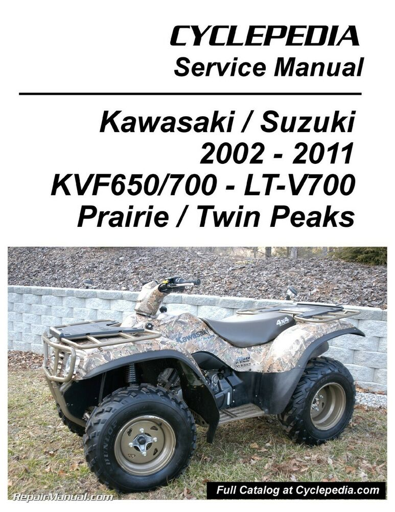 s l1000 kawasaki kvf650 manual ebay Kawasaki ATV Wiring Diagram at gsmx.co
