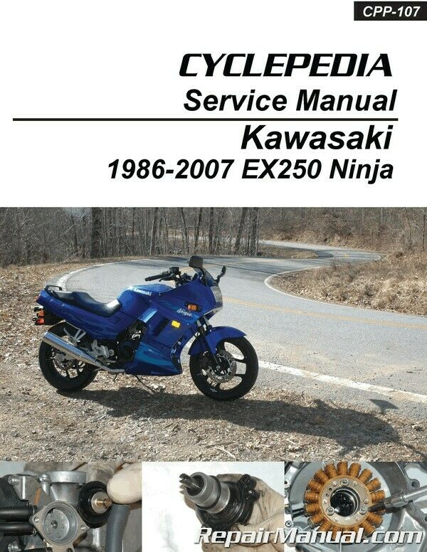 Kawasaki Ninja  Manual