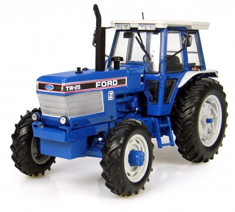 Ford 4x4 Model : Ford tw force ii tractor die cast