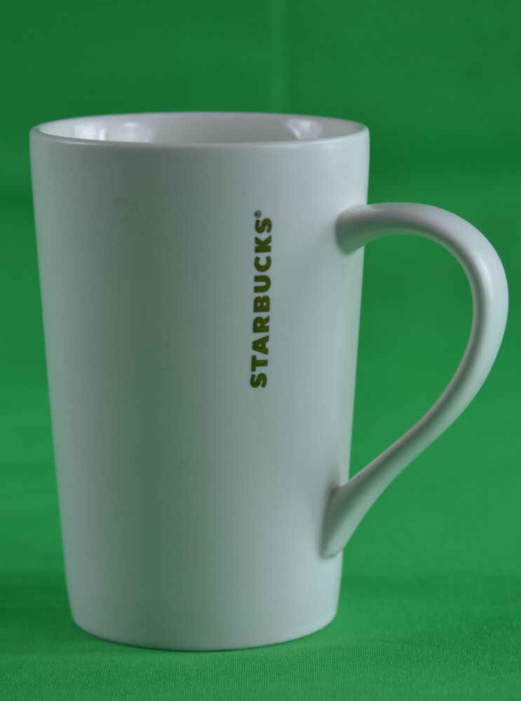 tall coffee mugs starbucks 2012 coffee co mug cup 12oz white gold free 11445