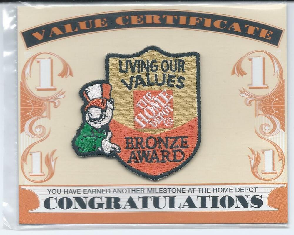 Home Depot Charity