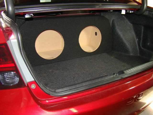 2013 2015 Honda Civic Sedan 2 12 Quot Sub Box Subwoofer