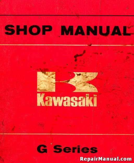 19731975 Kawasaki G5 G7 100cc Motorcycle Repair Service Manual Ebayrhebay: Kawasaki G5 100 Wiring Diagram At Elf-jo.com