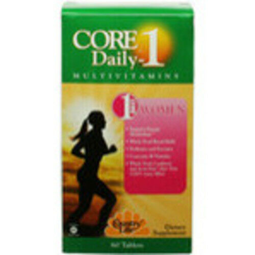 CORE Daily-1 Women's Country Life 60 Tabs