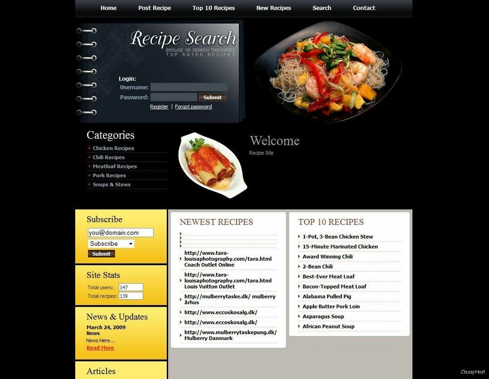 Established cooking recipes food website for sale adsense established cooking recipes food website for sale adsense affiliate earnings ebay forumfinder Image collections