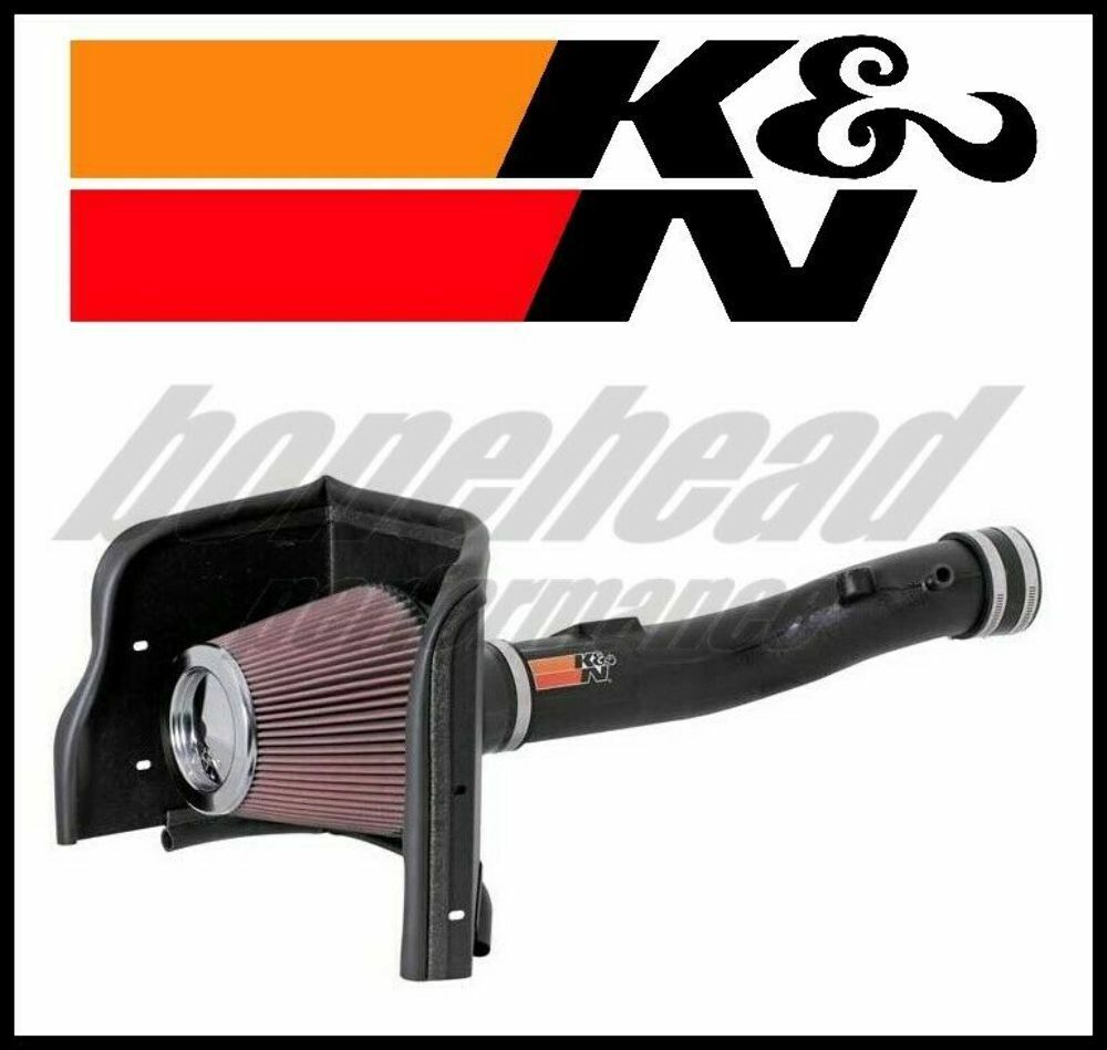 Turbo Kit Tacoma 4 0: K&N AIRCHARGER PERFORMANCE COLD AIR INTAKE 2005-2011