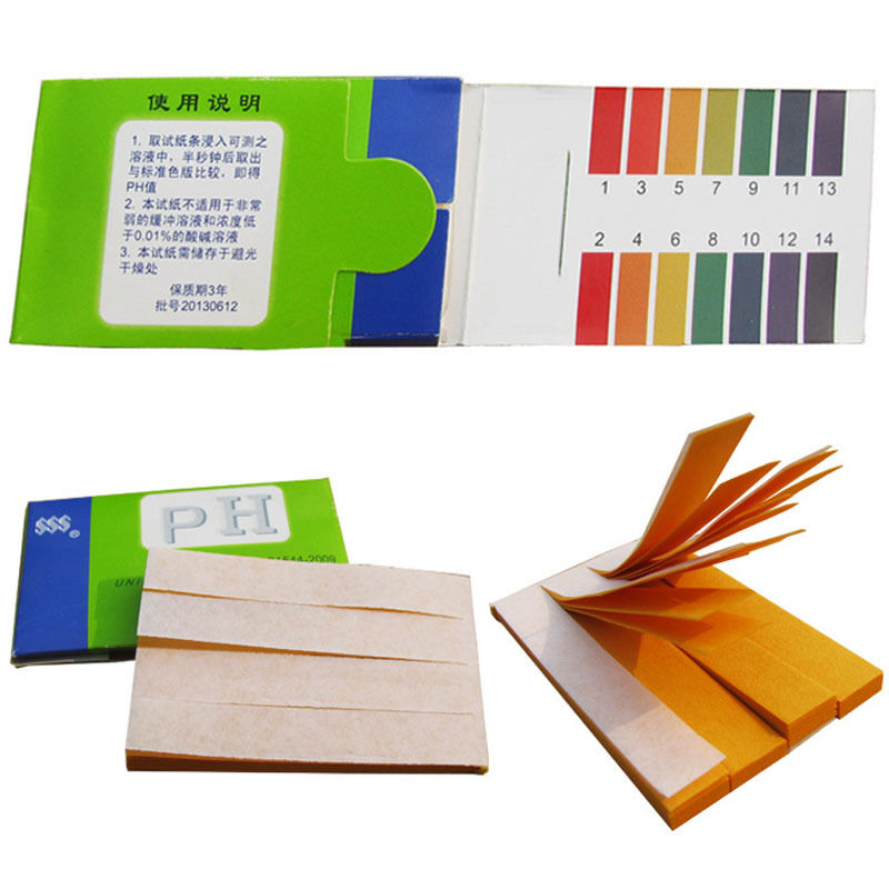 soil acid test strips