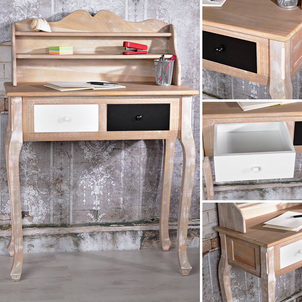 shabby sekret r schreibtisch frisier schmink kommode. Black Bedroom Furniture Sets. Home Design Ideas