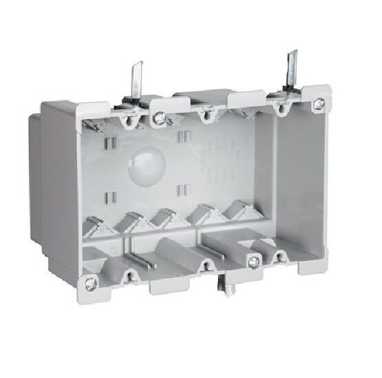 Low Voltage Switch Box : Gang old work electrical box free engine image for