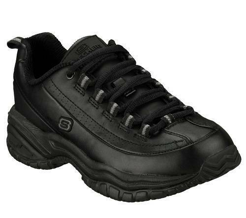 Skechers Slip Resistant Women Work Shoes