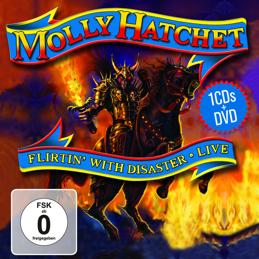 flirting with disaster molly hatchet album cut videos song list video