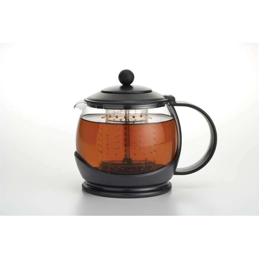 Bonjour Coffee Tea Prosperity Teapot With Shut Off Infuser 53108 Ebay
