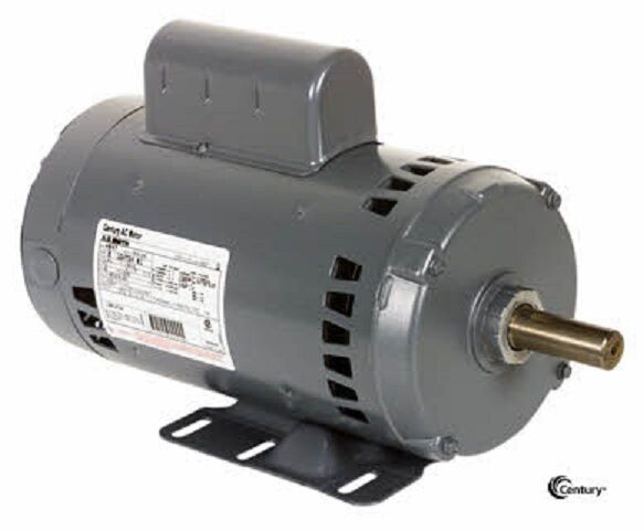 H847 5 hp 3450 rpm new ao smith electric motor ebay for Ao smith electric motors
