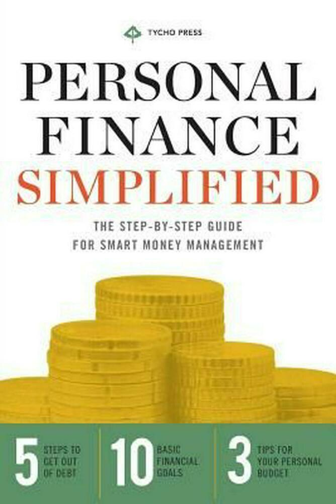 personal finance money step simplified guide smart management books tycho press financial amazon nook business under kindle tight things ebook