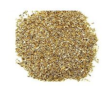 1/4 OZ Yellow Silver Solder Chips (.5x.1x.25mm) HARD For Gold Filled Soldering