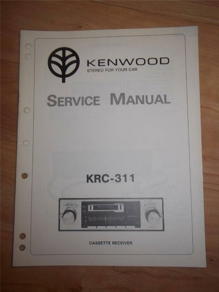[MOBI] Kenwood Car Stereo Owners Manual