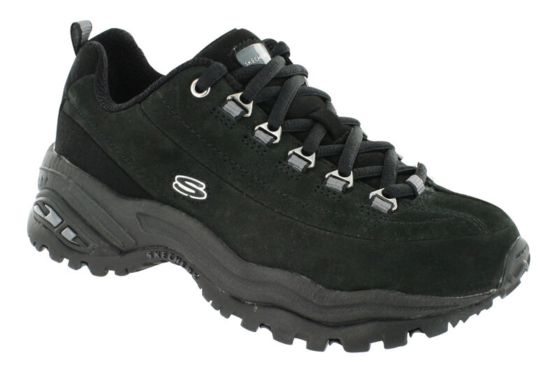 Skechers Premium Black Shoes